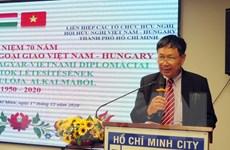 Kỷ niệm 70 năm thiết lập quan hệ ngoại giao Việt Nam-Hungary