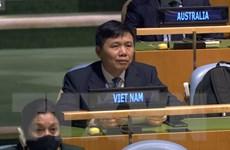 Việt Nam ủng hộ HĐBA tăng cường hợp tác với Tòa án Quốc tế