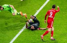 Bundesliga: Bayern khép lại năm 2020 bằng chức vô địch mùa Đông