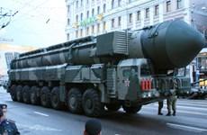 Nga công bố dữ liệu mới về tốc độ của hệ thống tên lửa Avangard