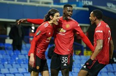 Hạ Everton, M.U 'đại chiến' Man City ở bán kết Cúp Liên đoàn Anh