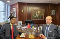 'Việt Nam là đối tác quan trọng của Ukraine trong ASEAN'