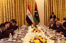 Ai Cập cử phái đoàn chính thức đến Tripoli lần đầu tiên sau 6 năm