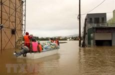 Quảng Nam: Bộ Ngoại giao Hà Lan cứu trợ cho người dân vùng lũ