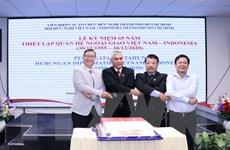 Kỷ niệm 65 năm quan hệ ngoại giao Việt Nam-Indonesia tại TP.HCM