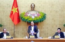 Thủ tướng chủ trì phiên họp Chính phủ thường kỳ tháng 12/2020