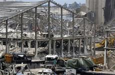 Vụ nổ tại cảng Beirut: Kết luận của FBI về lượng phân bón đã phát nổ