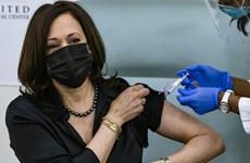 Phó Tổng thống đắc cử Mỹ được tiêm chủng vắcxin ngừa COVID-19