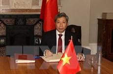 ĐS Trần Ngọc An: UKVFTA nâng tầm quan hệ đối tác chiến lược Việt-Anh