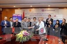 'Hiệp định UKVFTA mở ra tương lai tươi sáng trong quan hệ Anh-Việt'