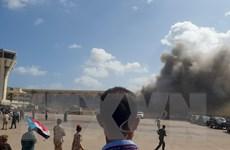 Yemen: Xảy ra nổ lớn ở gần Phủ Tổng thống, sau vụ đánh bom sân bay