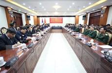 Tăng cường tình đoàn kết, gắn bó thủy chung hai nước Việt Nam-Lào