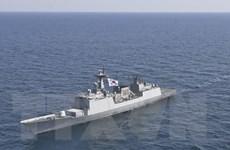 Hàn Quốc cử đội chống cướp biển tới Eo Hormuz sau vụ tàu hàng bị bắt