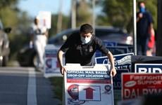Bầu cử Thượng viện tại Georgia: Hạt Cherokee thắt chặt an ninh