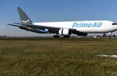 Tập đoàn Amazon mua máy bay để củng cố mạng lưới giao hàng