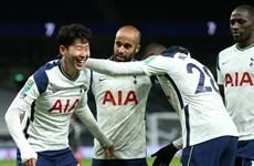 Đánh bại Brentford, Tottenham giành vé vào chung kết League Cup