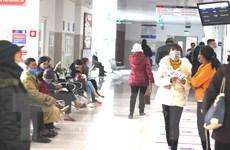 Ninh Bình: Số người nhập viện tăng đột biến do ảnh hưởng của thời tiết