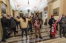 Nhiều người ủng hộ ông Trump tham gia vào vụ tấn công Đồi Capitol