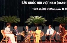 TP.HCM gặp mặt kỷ niệm 75 năm Ngày Tổng tuyển cử đầu tiên