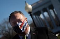 Mỹ: Ngoại trưởng Mike Pompeo hủy chuyến công du tới Bỉ