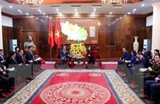 Bắc Ninh: Tạo cơ hội cho doanh nghiệp Hàn Quốc hợp tác để phát triển
