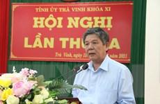 Trà Vinh chú trọng công tác xây dựng Đảng để phát triển kinh tế-xã hội