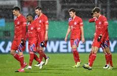 Đội bóng hạng 2 biến Bayern thành cựu vương tại DFB Cup
