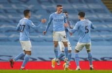 Manchester City lên tốp 3, 'pha hơi nóng' vào M.U và Liverpool