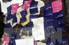 Thanh Hóa: Bắt giữ 2 đối tượng mua bán trái phép 3.800 viên hồng phiến