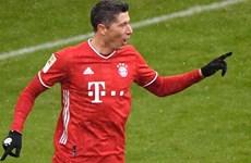 Robert Lewandowski lại thiết lập nên kỷ lục mới tại Bundesliga