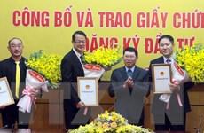 Foxconn đầu tư dự án máy tính trị giá 270 triệu USD tại Bắc Giang