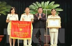 Viện Kiểm sát Nhân dân TP.HCM đón nhận danh hiệu Anh hùng Lao động