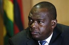 Điện chia buồn Ngoại trưởng Zimbabwe Sibusiso Moyo qua đời