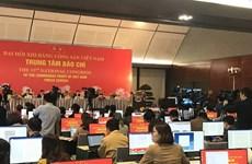 Đại hội Đảng XIII: Báo chí truyền đi thông điệp tích cực về Việt Nam