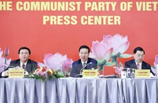 1.587 đại biểu dự Đại hội XIII của Đảng, đông nhất trong 13 kỳ Đại hội
