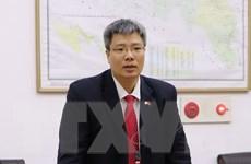 Doanh nhân Việt Nam tại Hàn Quốc hướng về Đại hội XIII của Đảng