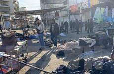 Lực lượng phiến quân IS phục kích sát hại 11 chiến binh Iraq