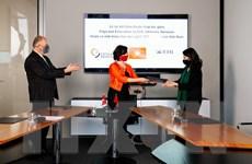 Ký kết thỏa thuận hợp tác đào tạo nghề khách sạn-nhà hàng