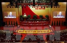 'Đại hội XIII là dấu mốc phát triển mạnh mẽ của cách mạng Việt Nam'