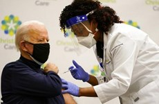 Mỹ khẳng định đủ vắcxin tiêm cho 300 triệu người trong năm nay