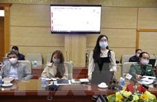 COVID-19: Bộ Y tế tập huấn triển khai phần mềm quản lý người nhập cảnh