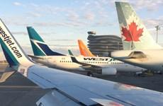 Mexico kêu gọi Canada dỡ bỏ hạn chế với các hãng hàng không