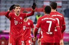 Bayern tiếp tục bỏ xa các đối thủ sau màn hủy diệt Hoffenheim