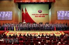 Thông cáo báo chí về Phiên bế mạc của Đại hội XIII của Đảng