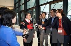 Báo chí đóng góp vào thành công Đại hội XIII của Đảng