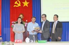 Kiều bào Thành phố Hồ Chí Minh tích cực tham gia xây dựng đất nước