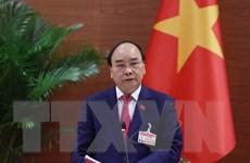 Thủ tướng Lào gửi điện mừng tới Thủ tướng Nguyễn Xuân Phúc