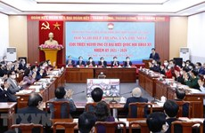 [Video] Hội nghị hiệp thương lần thứ nhất giới thiệu ĐBQH khóa XV