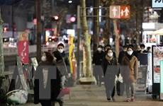 COVID-19: Nhật Bản vượt ngưỡng 400.000, Hàn Quốc vượt mốc 80.000 người