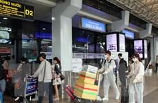 Cục Hàng không nâng cảnh báo phòng dịch ở sân bay lên mức cao nhất